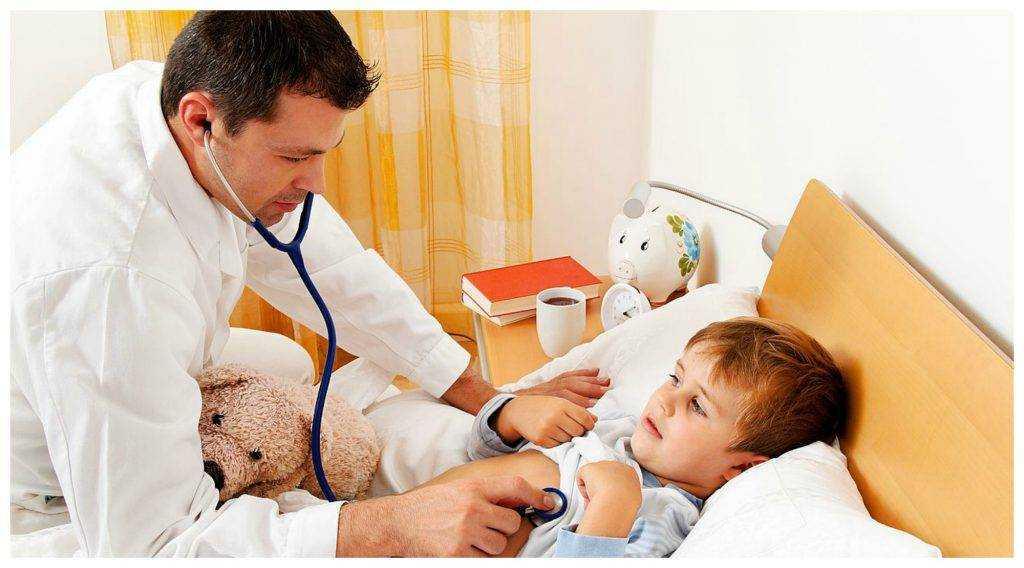 питание при орви у детей