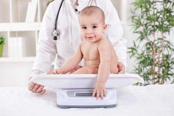 питание при паратрофии у детей