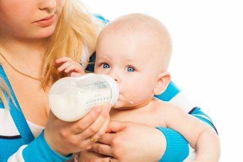 питание при срыгивании у детей