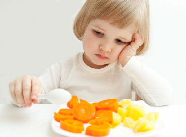 питание при температуре у детей