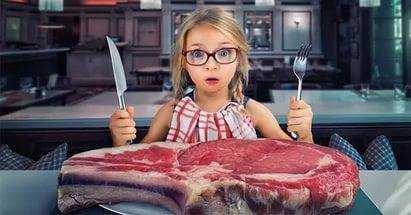 полезные и не полезные продукты питания для детей
