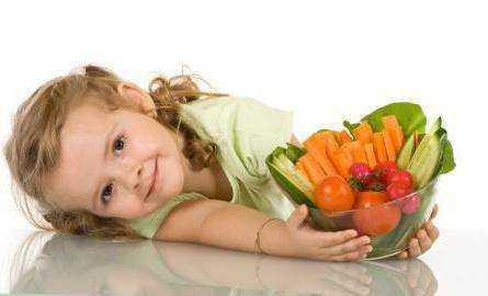 полезные свойства продуктов питания для детей