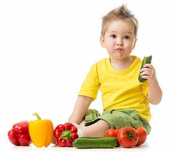 правильное питание детей в летний период