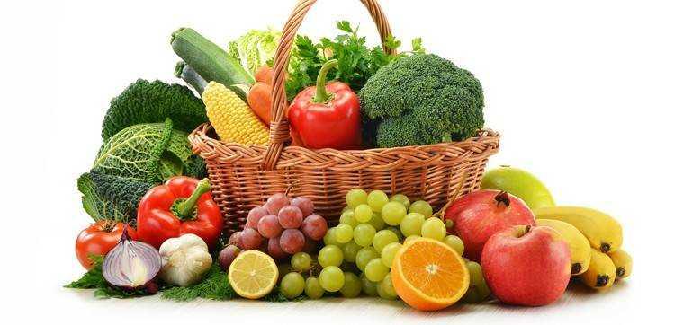 правильное питание детей в осенний период
