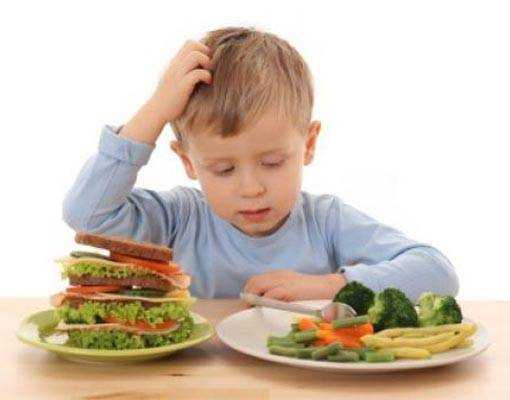 правильное питание для детей 11 12 лет