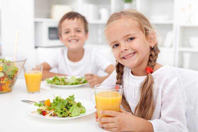 правильное питание для детей 11 лет на каждый день