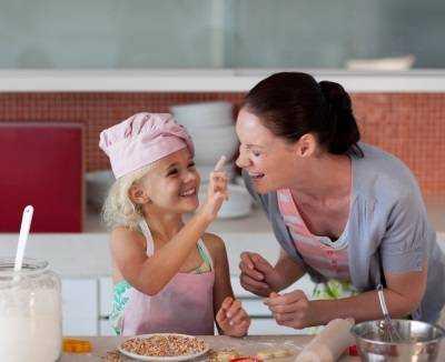 правильное питание для детей 4 лет меню