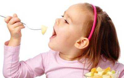 правильное питание для детей 5 лет меню