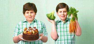 правильное питание для детей 9 лет меню