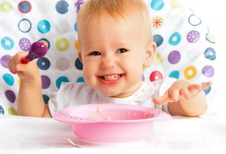 правильное питание для детей от 1 года меню