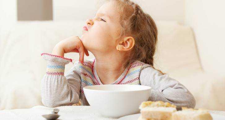 правильное питание для детей от 3 лет