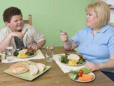 правильное питание для детей школьного возраста для похудения