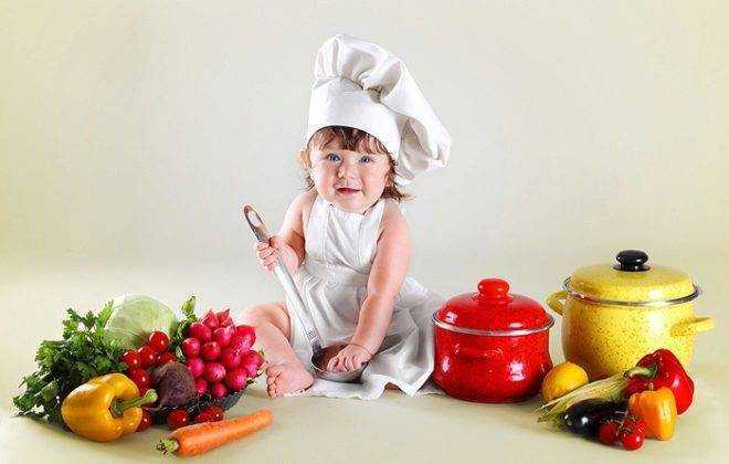 правильное питание для детей в 1 2 года