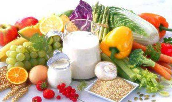правильное питание и витамины для детей