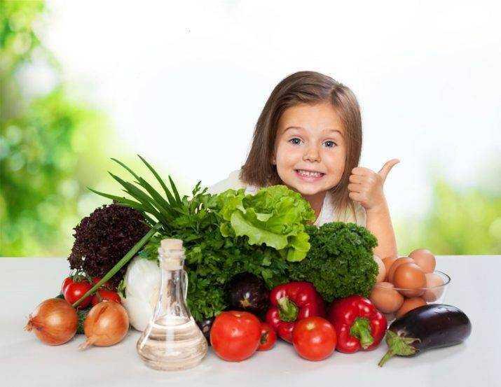 правильное питание в семье с детьми