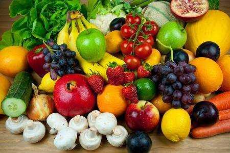 правильное питание зимой для детей