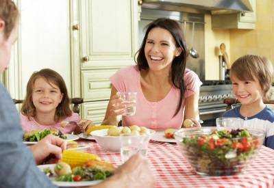 правила правильного питания для детей школьного возраста
