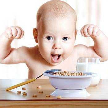 предоставление детского питания для детей раннего возраста