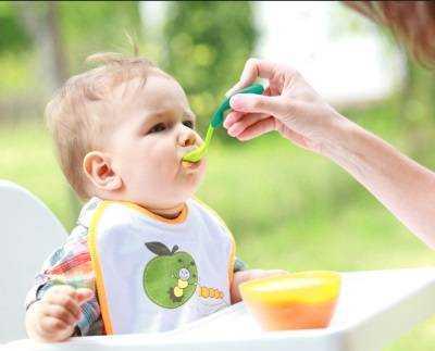 продукты питания для детей 11 месяцев