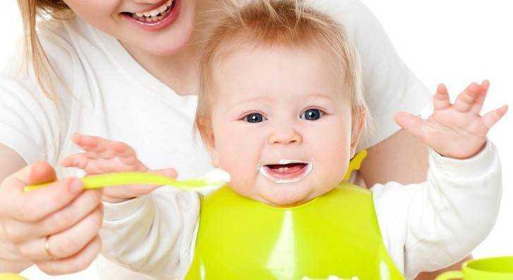 продукты питания для детей с 1 года