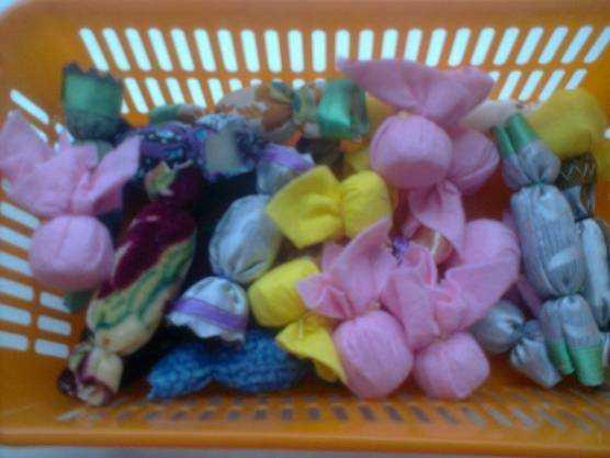 продукты питания поделки для детей