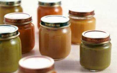 промышленные продукты прикорма в питании детей раннего возраста
