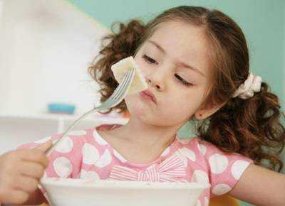 рацион питания для детей от 3 лет