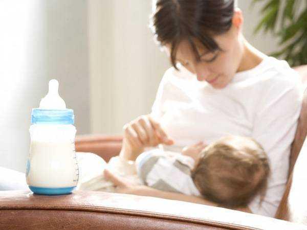 рацион питания для грудных детей