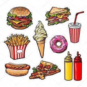 раскраски на тему правильное питание для детей