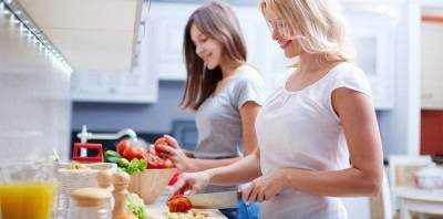 режим питания для детей и подростков