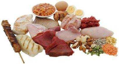 роль белка в питании детей