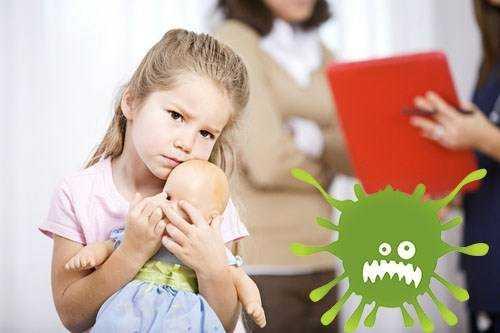 ротавирусная инфекция у детей симптомы и питание