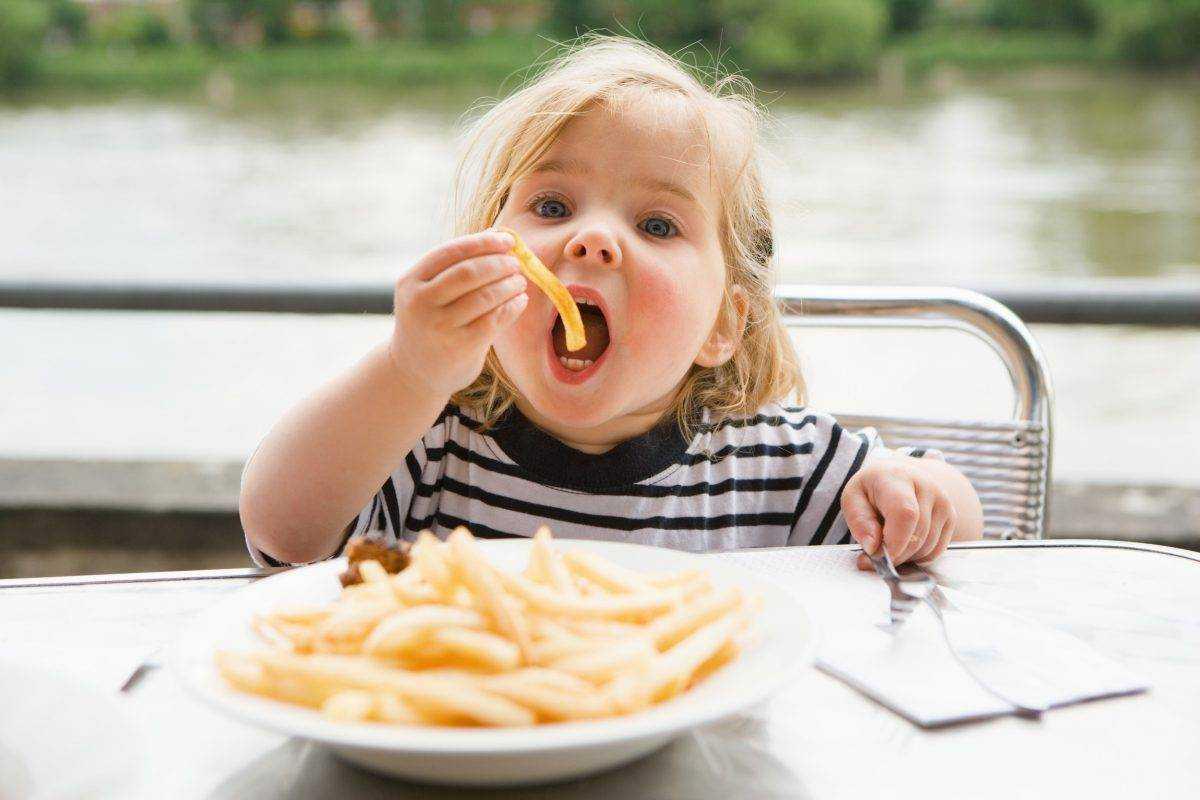самые вредные продукты питания список для детей