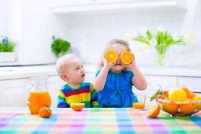 сбалансированное питание для детей 3 лет