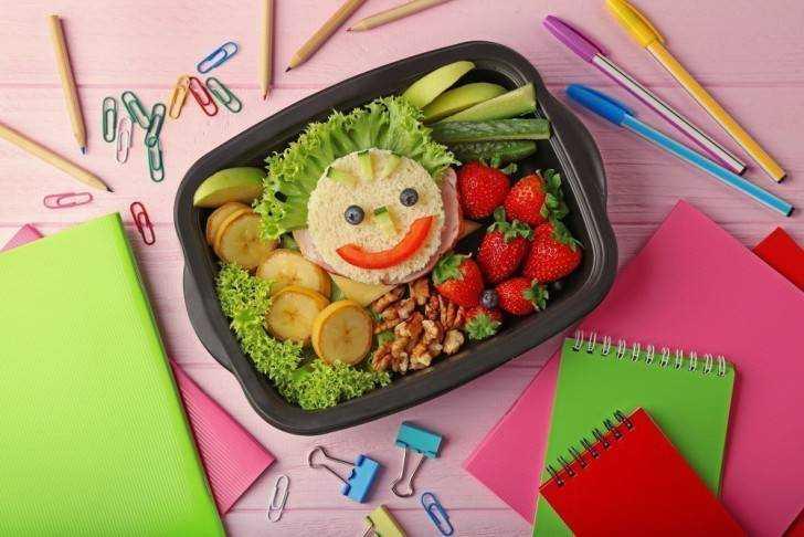 сбалансированное питание для детей 5 лет меню