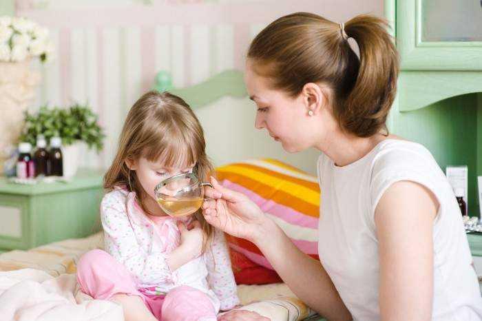 щадящий режим питания для детей