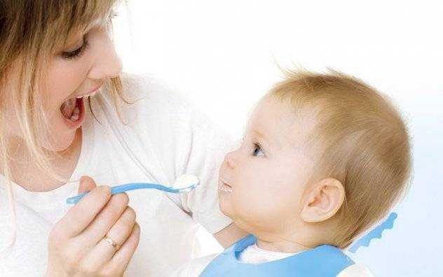 схема питания детей от 1 года комаровский