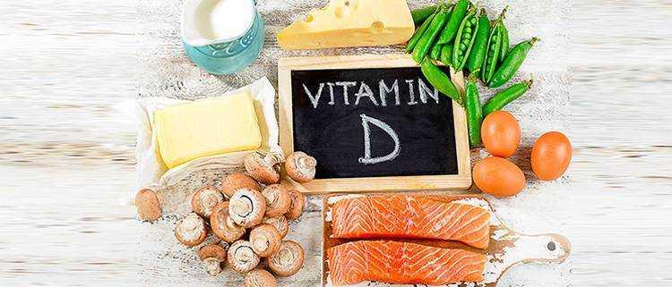 содержание витаминов в продуктах питания для детей