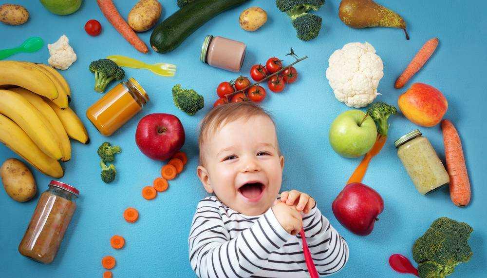 соотношение белков жиров и углеводов в рационе питания детей