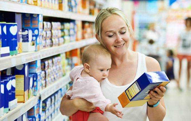 специализированное питание для детей