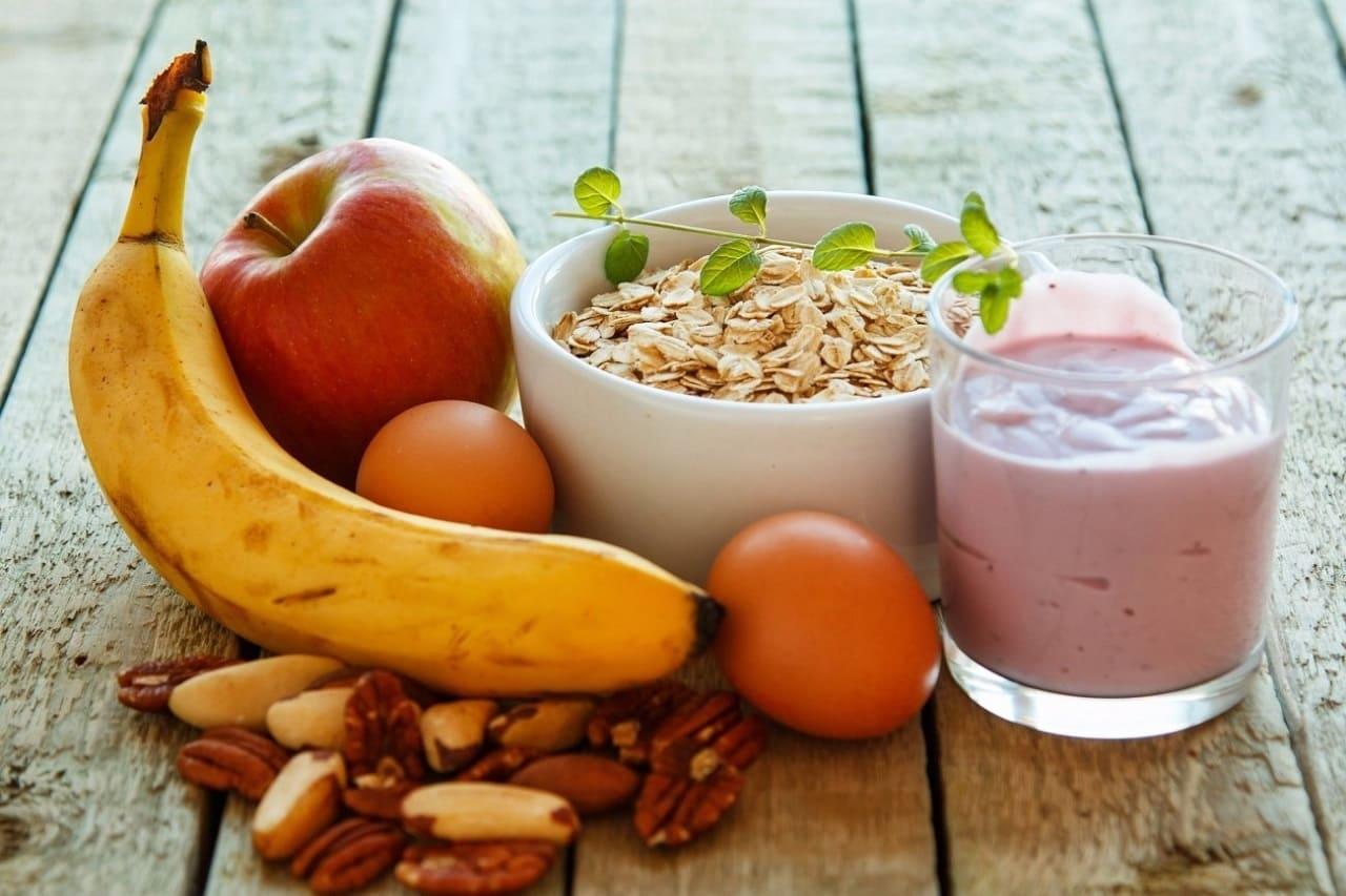 спортивное питание меню на неделю для детей