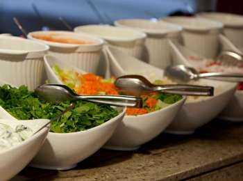вегетарианское питание для детей меню