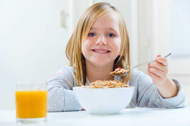 вкусное диетическое питание для детей