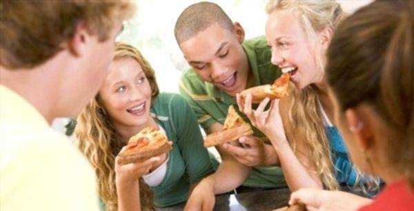 влияние питания на здоровье детей и подростков