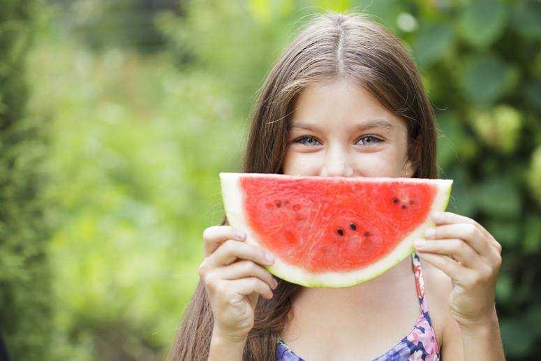 все о здоровом питании для детей