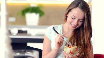 здоровое питание детей и подростков