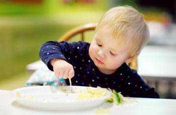здоровое питание для детей 1 года