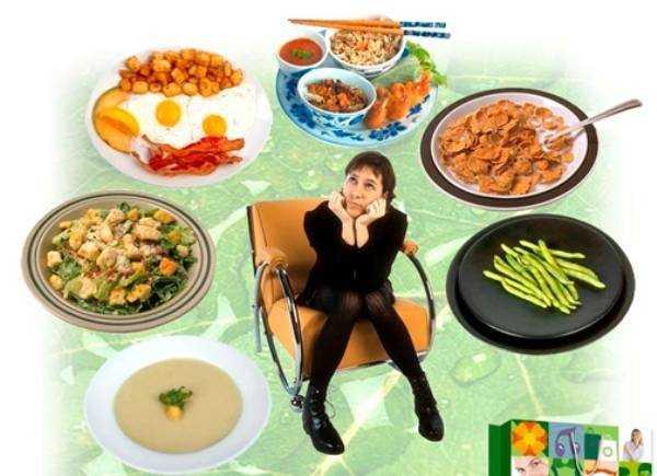 здоровое питание для детей на неделю