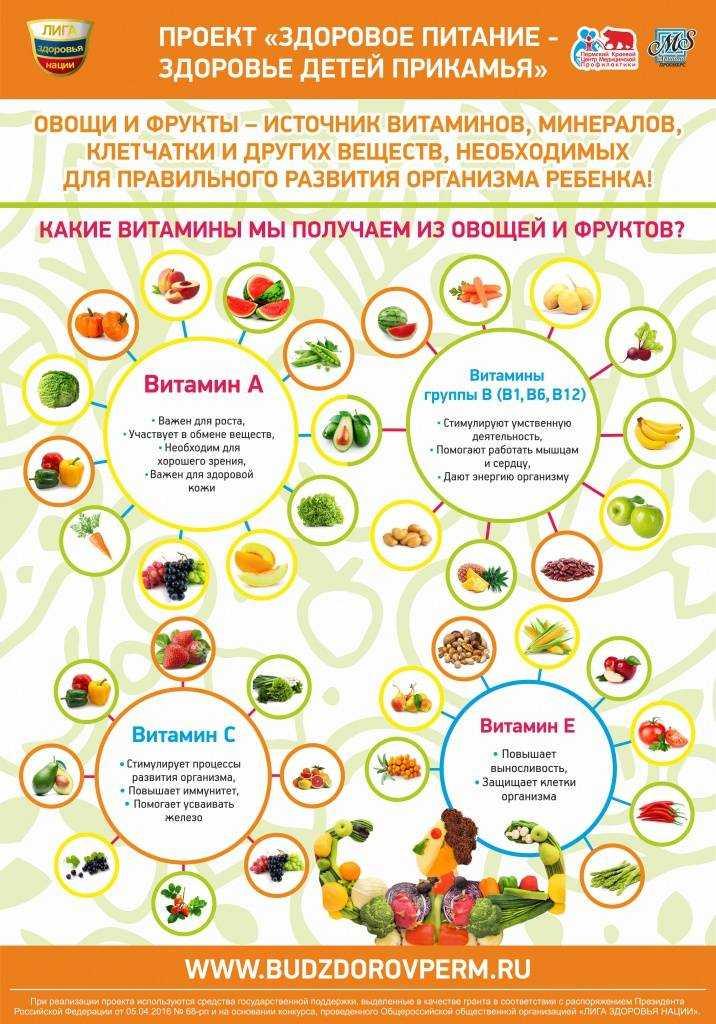 здоровое питание здоровье детей прикамья