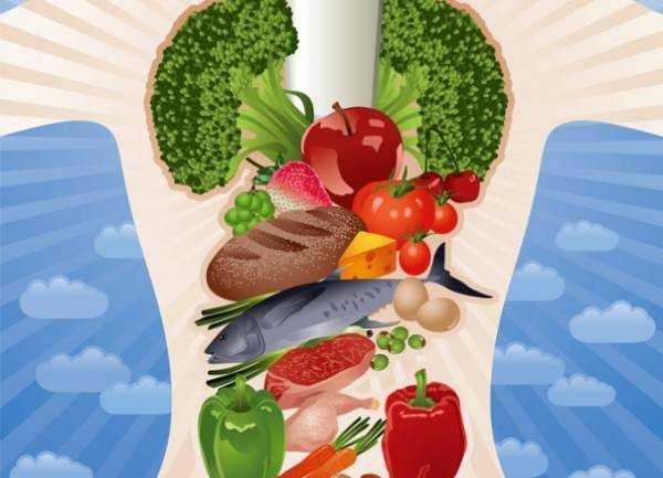 здоровый образ жизни питание детей